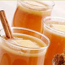 Buttery Mulled Cider.