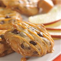 Caramel Apple Pie Nestle® Toll House Cookies.