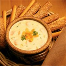Cheese Soup.