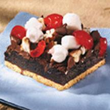 Cherry S'Mores recipe