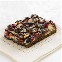 Chocolate 'Berried Treasure' Bars.