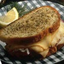 Crabby's Grilled Cheese.