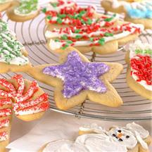 Extra Easy Cut-Out Cookies.