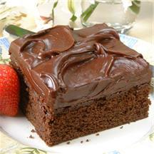 Favorite Chocolate Cake.