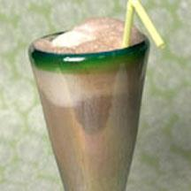 French-Roast Ice Cream Float.