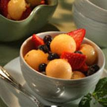 Fruit & Berry Compote.