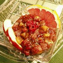 Fruit Chutney.