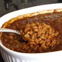 Good & Easy Baked Beans.