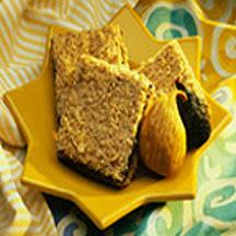 Homemade Fig Bars.