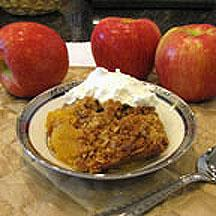 Hope's Apple Crisp.