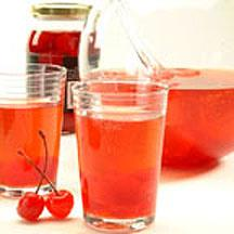 Juicy Sparkling Punch.