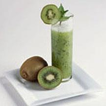 Kiwifruit Mint Lemonade.