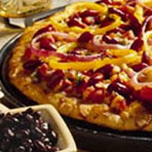 Mexican Party Pizza.