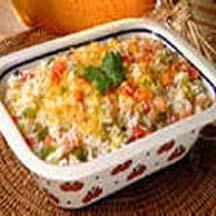 Mexican Rice and Vegetables.