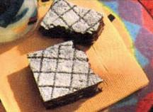 Not-So-Sinful Brownies.