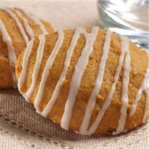 Old-Fashioned Soft Pumpkin Cookies.