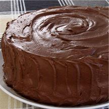 One-Pan Chocolate Frosting.