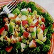 Ortega Apple and Green Chile Salad.