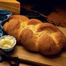 Pepper Cheese Bread.