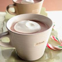 Peppermint Hot Cocoa.