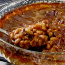 Potluck Baked Beans.