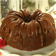 Rich Chocolate Pound Cake.