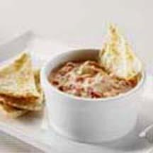 Roasted Red Pepper Yogurt Dip.