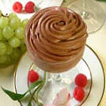 Sensibly Delicious Chocolate Dream Mousse.