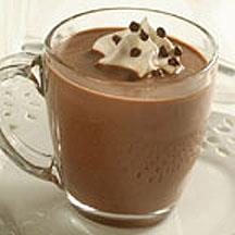 Snow-Capped Cinnamon Hot Cocoa.