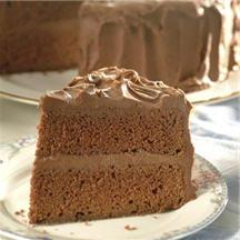 Spicy Chocolate Cake.