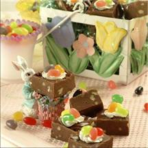 Toll House EasterBasket Fudge recipe