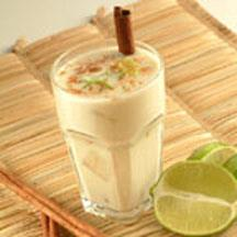 Traditional Horchata.