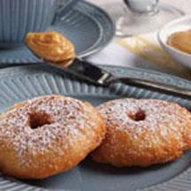 Uruguayan Fried Cakes - Donuts.