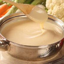 White Sauce with Variations.