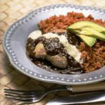 Abuelita Chicken Mole recipe