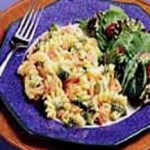 Alaska Salmon Broccoli-Cheese Pasta recipe