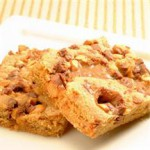 Baby Ruth Crater Bars recipe
