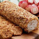 Bacon and Cheese Log recipe