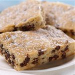 Banana Mini Morsel Bars recipe