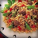 Beef & Vegetable Fried Rice recipe
