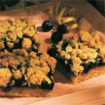 Berry Streusel Bars recipe