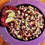 Black Bean Salad recipe