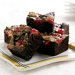 Black Forest Brownie Jumble recipe
