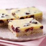 Blueberry Lemon Cheesecake Bars recipe