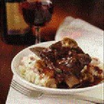 Braised Short Ribs with Red Wine Sauce recipe