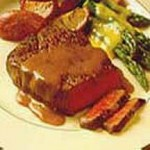 Brandied Beef Fillet recipe