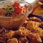 Breaded Ravioli with Dipping Sauces recipe