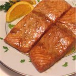Broiled Citrus Salmon recipe