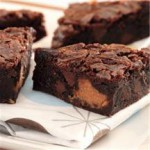Butterfinger Brownies recipe