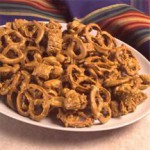 Butterscotch Party Mix recipe